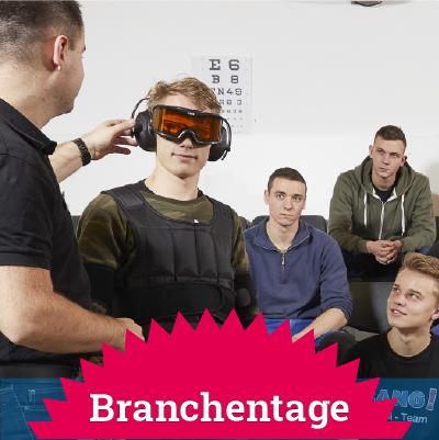 Branchentage Startseite Shortlink