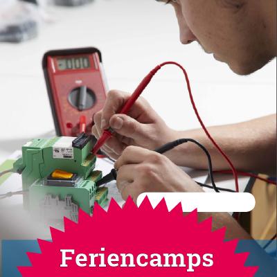Feriencamps Startseite Shortlink